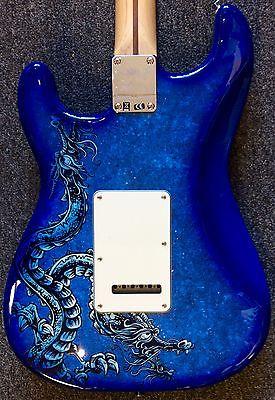 fender-lozeau-limited-edition-stratocaster-electric-guitar-blue-dragon-2