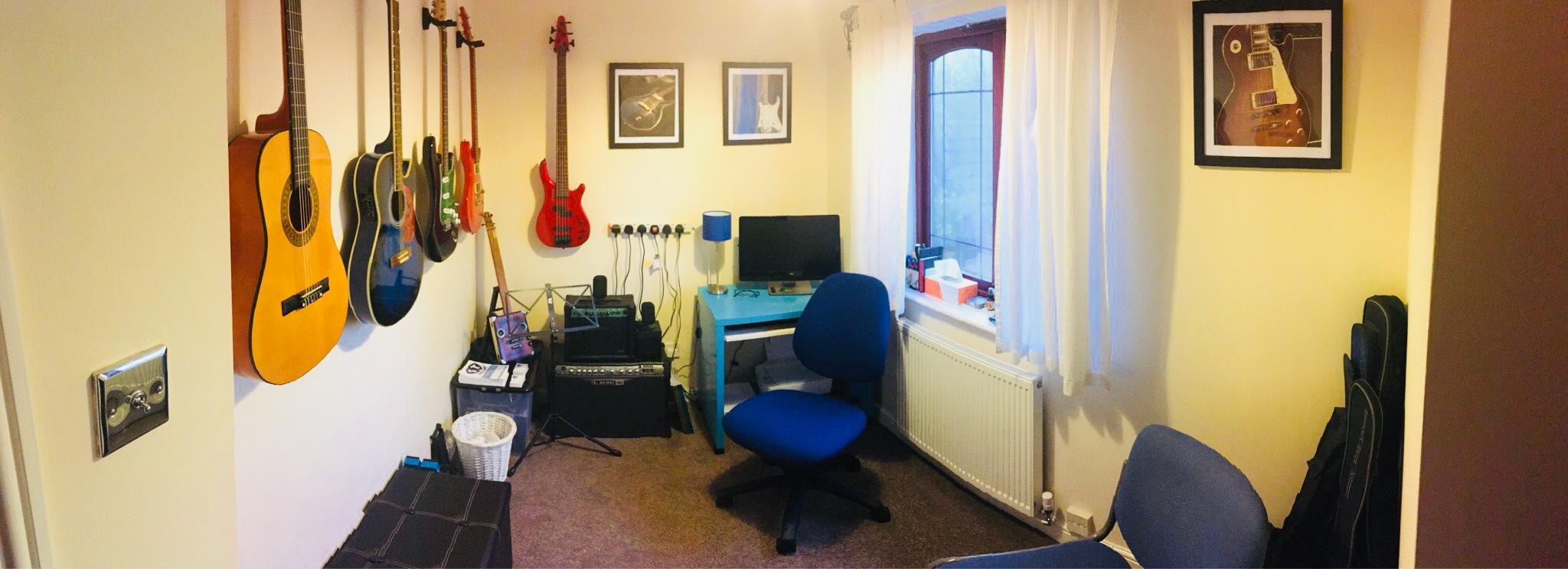 Tony's Studio @ Kilburn